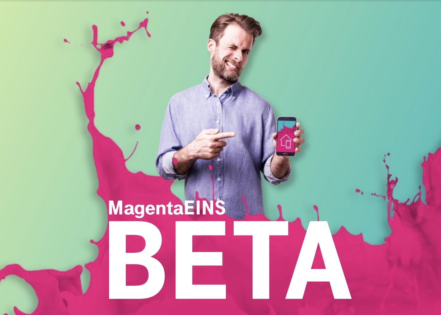 Telekom Magenta Eins Beta: Das bietet die Telekom für 20 Euro an
