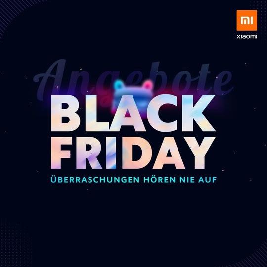 Xiaomi Mit Black Friday Deals In Deutschland Smartphones Billiger