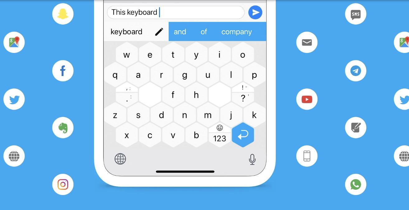 Typewise Keyboard für Android und iOS ist da und will Tippfehler merklich reduzieren