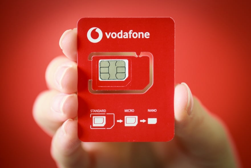Vodafone Dayflat Unlimited