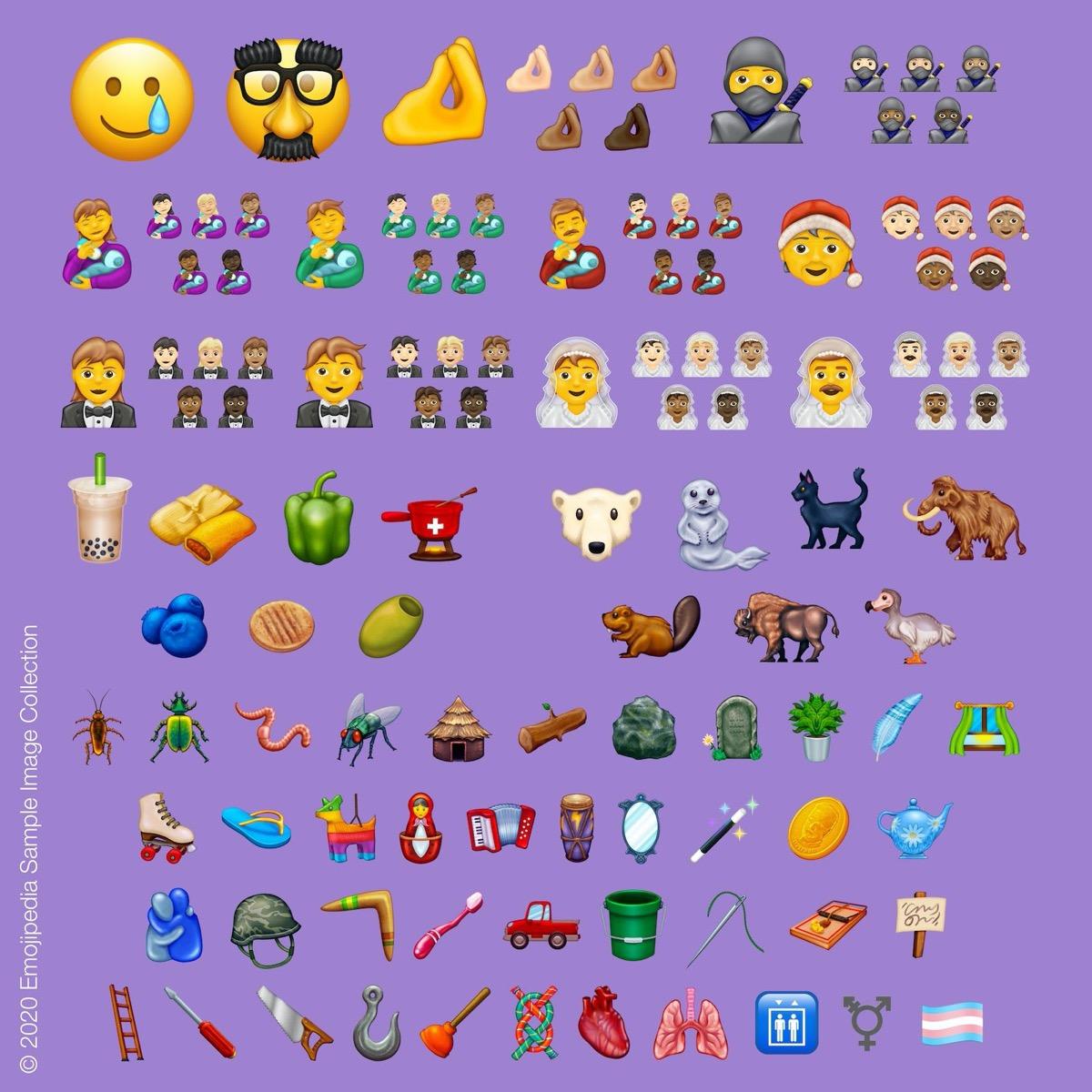 Wann Kommen Die Neuen Emojis Für Android