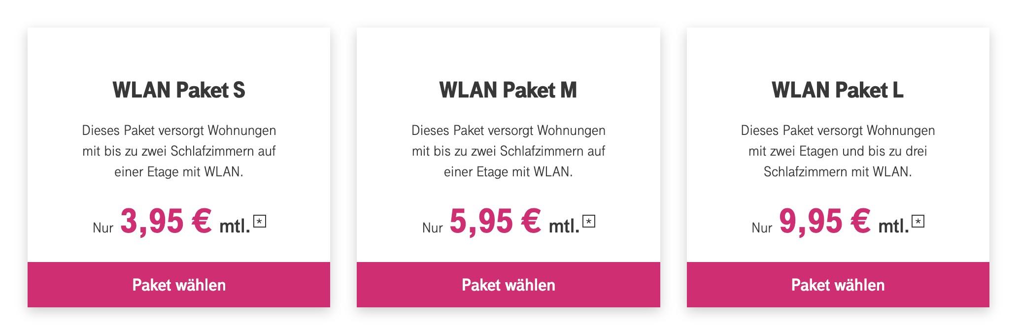 Telekom Wlan Paket