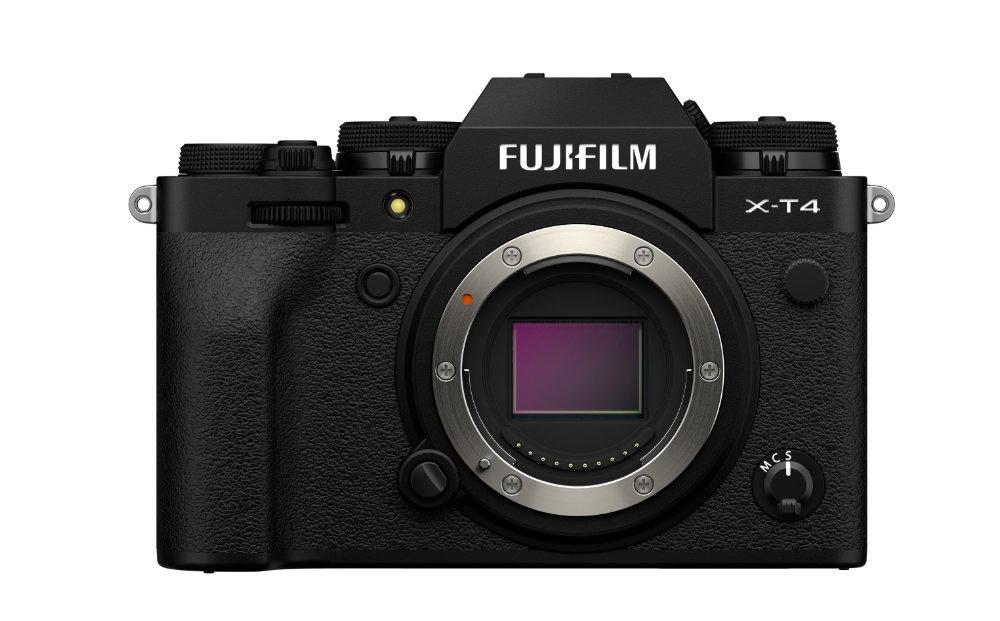 Fujifilm X-T4: Systemkamera mit APS-C-Sensor zeichnet auch 4K mit 60 fps auf