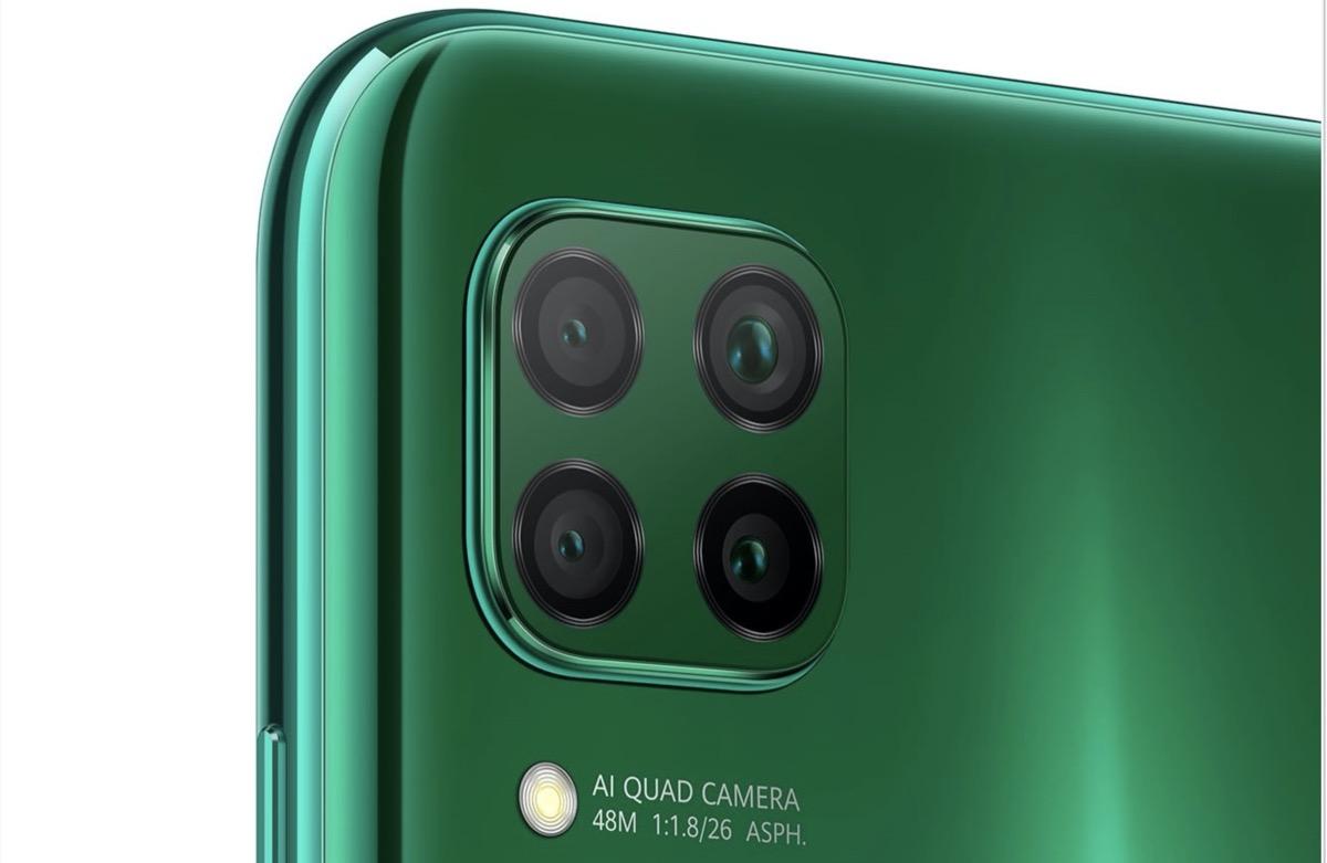 Huawei P40 lite ist offiziell