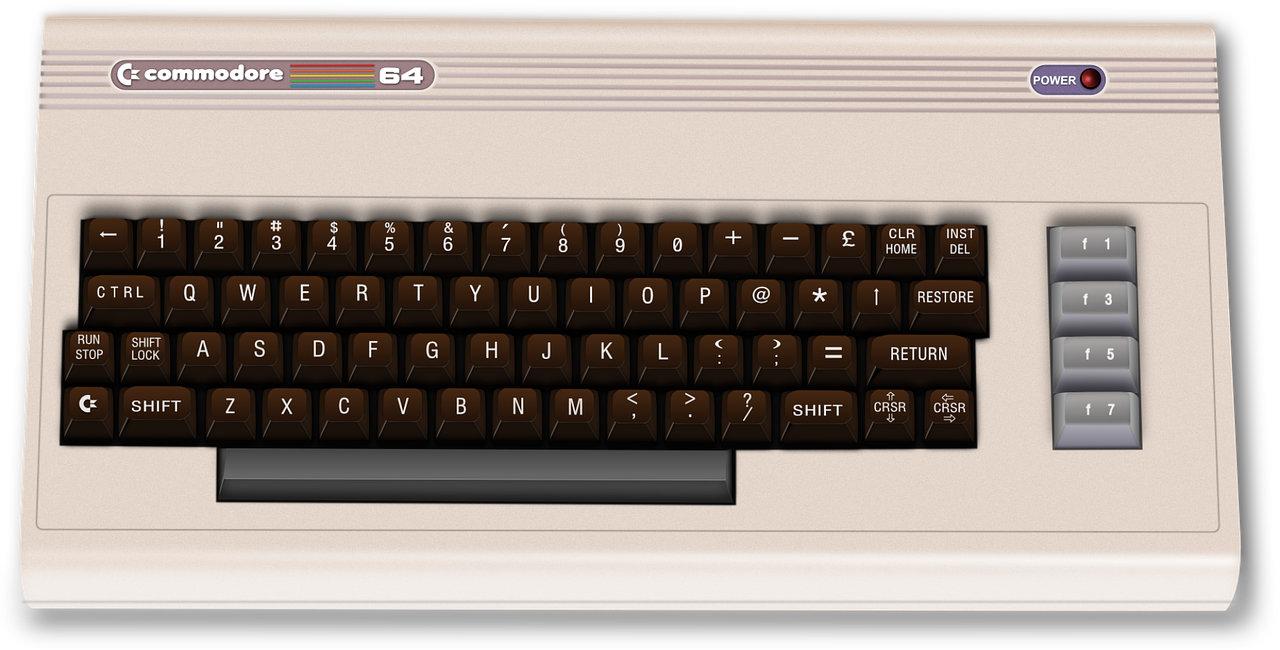 C-64: Mein erster Computer war ein Brotkasten
