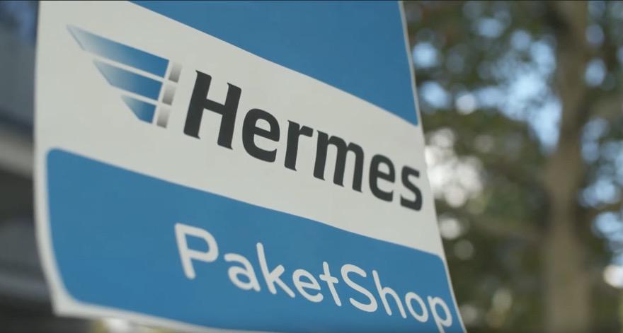 Abholung Hermes
