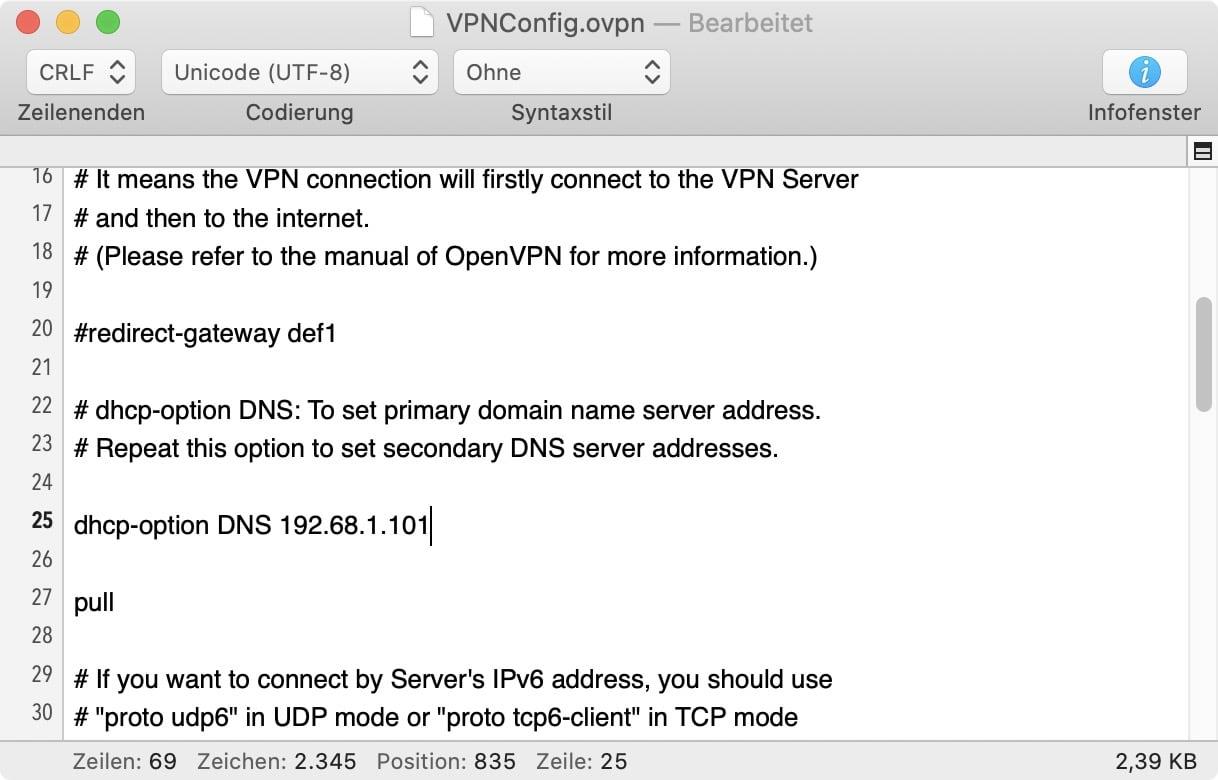 Synology Vpn Server Einrichten