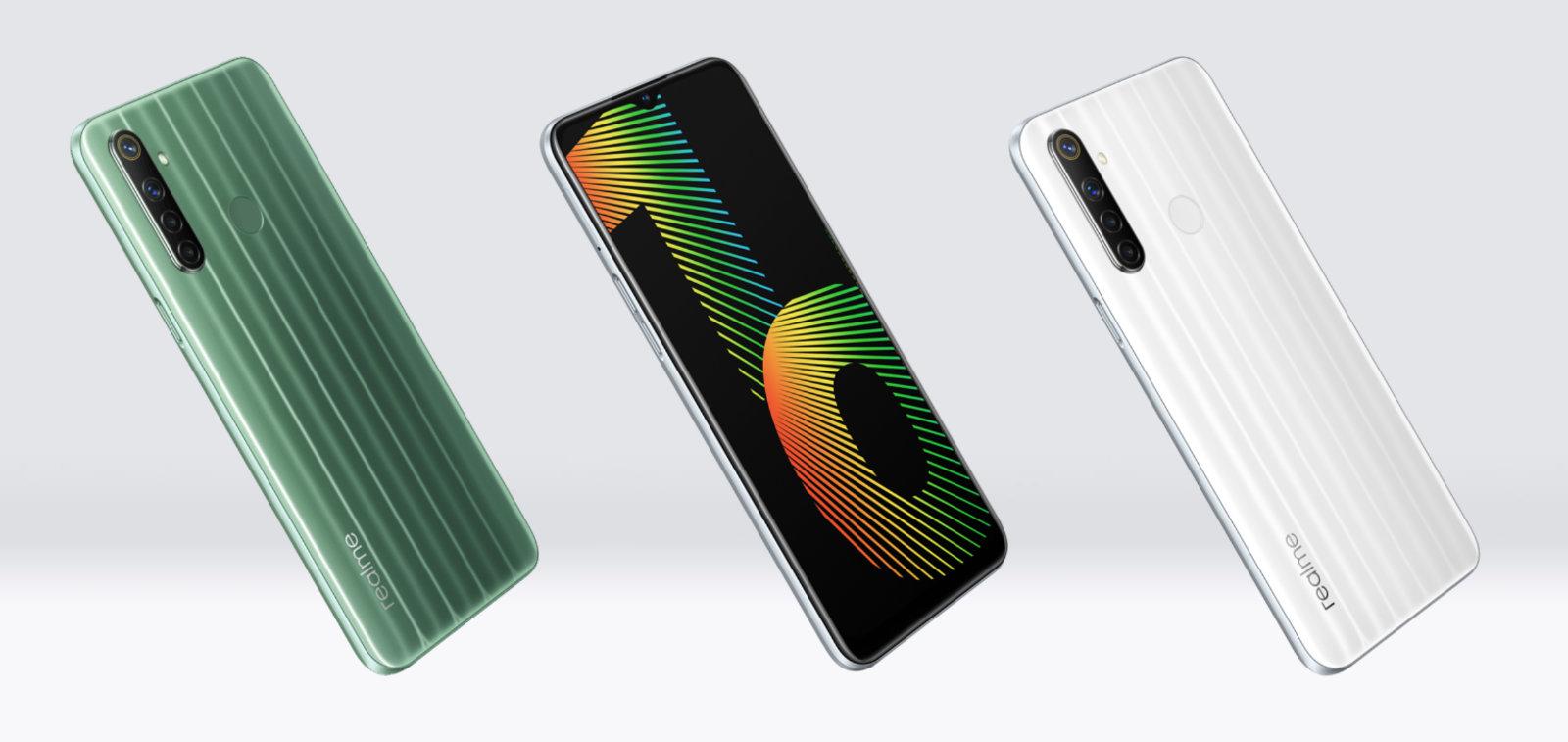 realme Narzo 10 und Narzo 10a: Zwei günstige Einstiegs-Smartphones