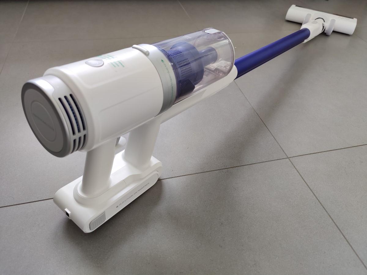 Anker eufy HomeVac S11 Infinity: Kabelloser Staubsauger im Test
