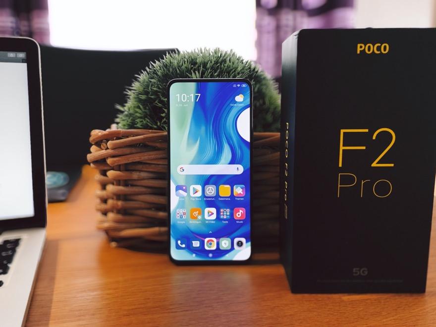 Poco F2 Pro bekommt MIUI 12