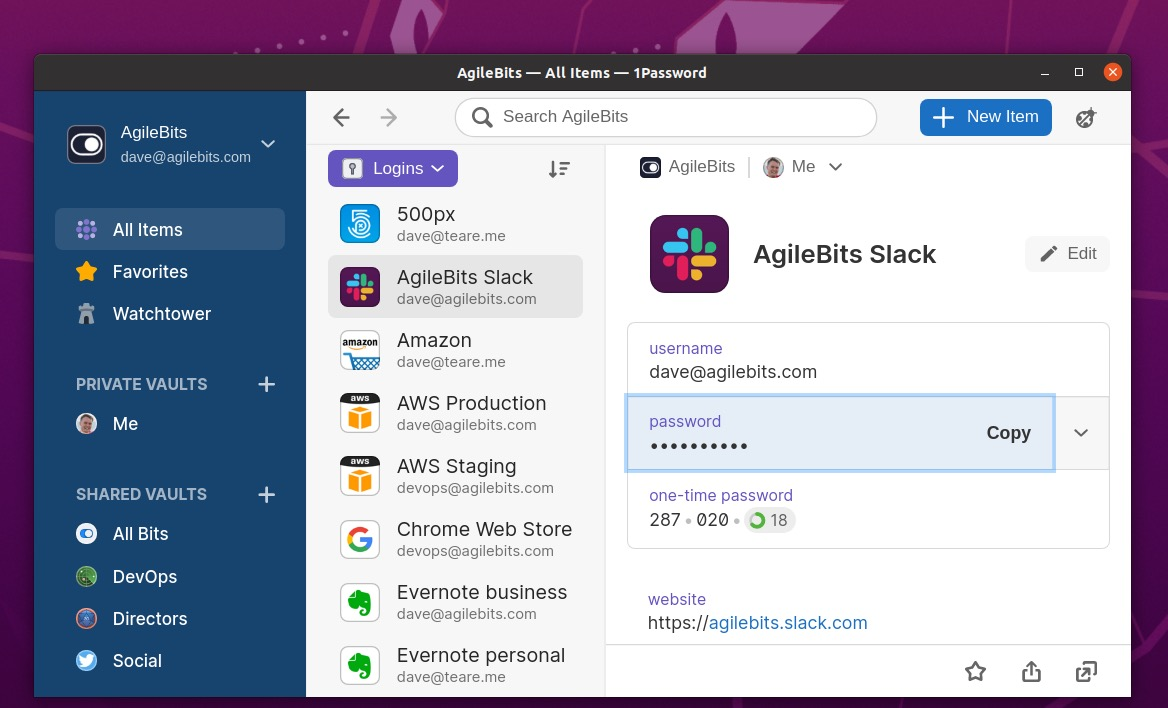 1Password erscheint auch als Linux-App