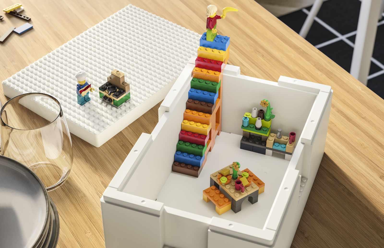 Ikea und Lego führen Bygglek ein: Kombi aus Spielzeug und ...