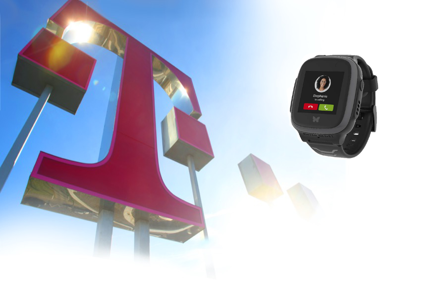 Telekom: XPLORA Kidswatch X5 Play startet ab 10. August in der Vermarktung
