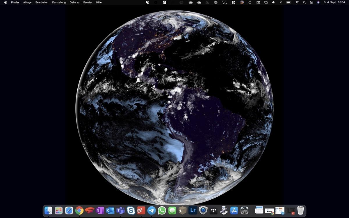 Echtzeit Satellitenbilder Kostenlos