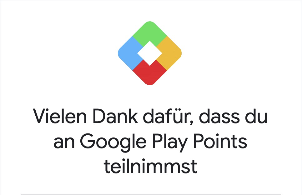 Google Play Points: Bonusprogramm startet in Deutschland