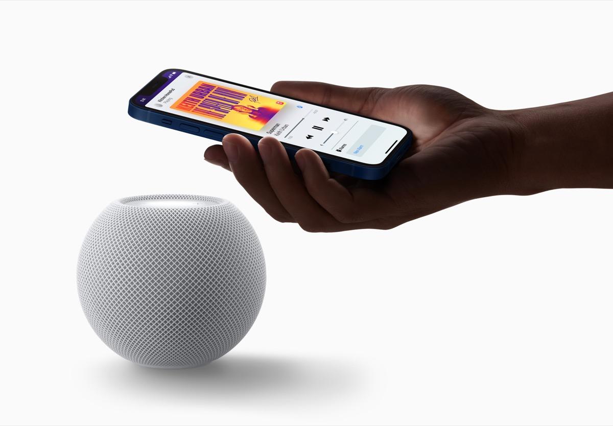 HomePod: Automatische Siri-Lautstärke deaktivieren