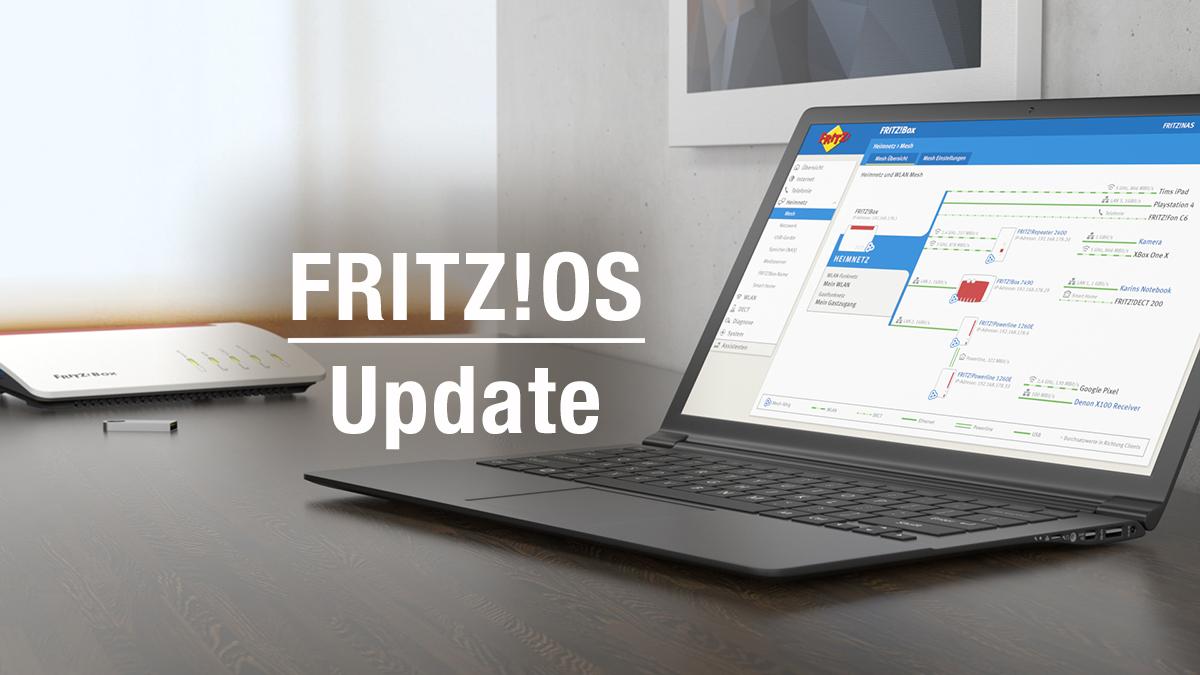 Fritz Os 7.21