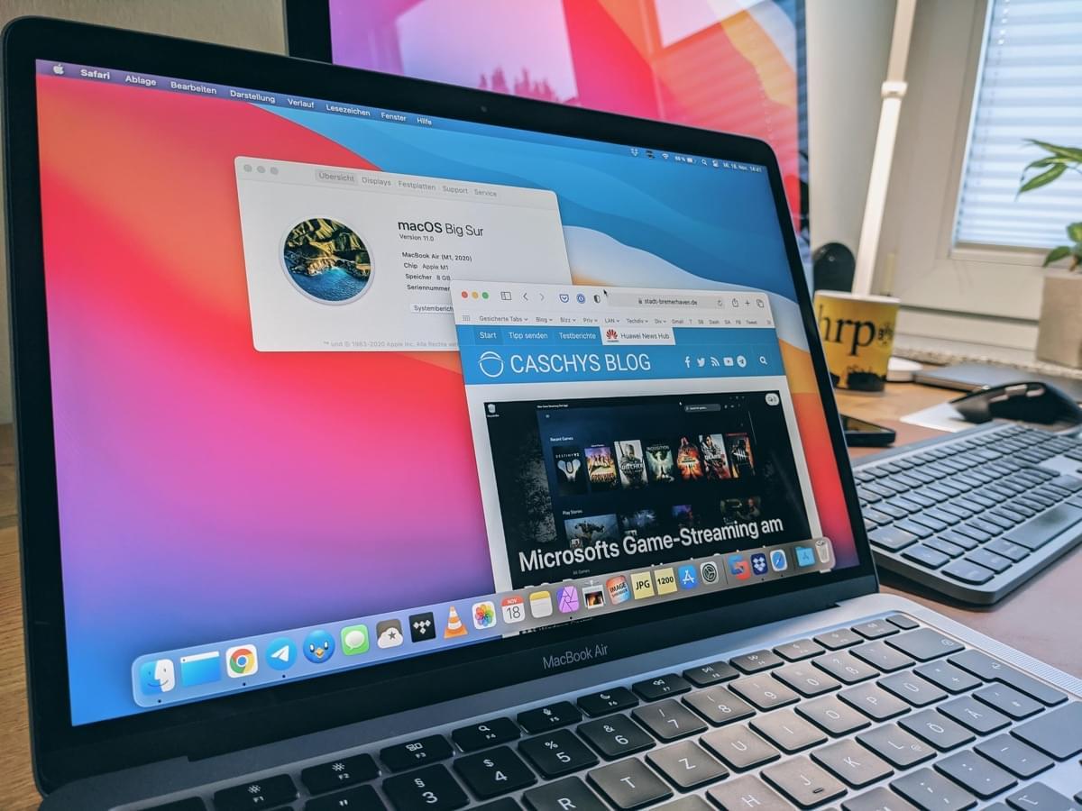 Apple MacBook Air: Neue Version soll leichter werden und MagSafe nutzen
