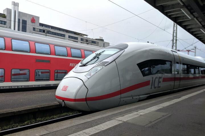 Sommerfahrplan Deutsche Bahn 2021
