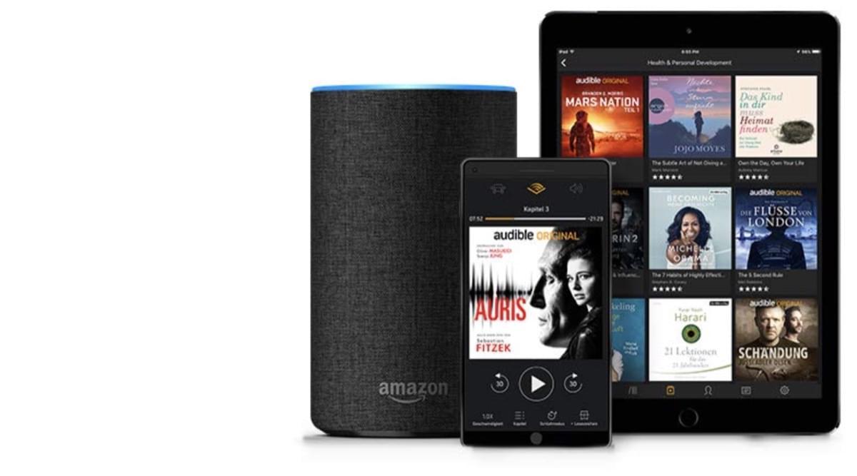 Audible Amazon Mit Sonderangebot Fur Neukunden
