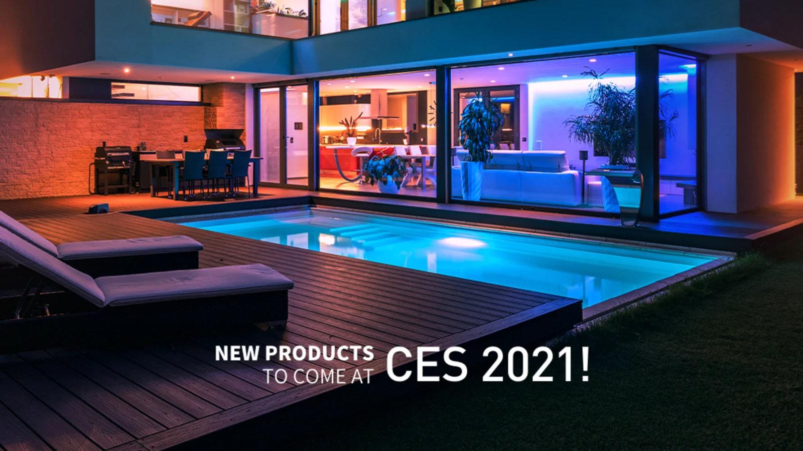 Yeelight stellt auf der CES 2021 smarte Beleuchtung für ...
