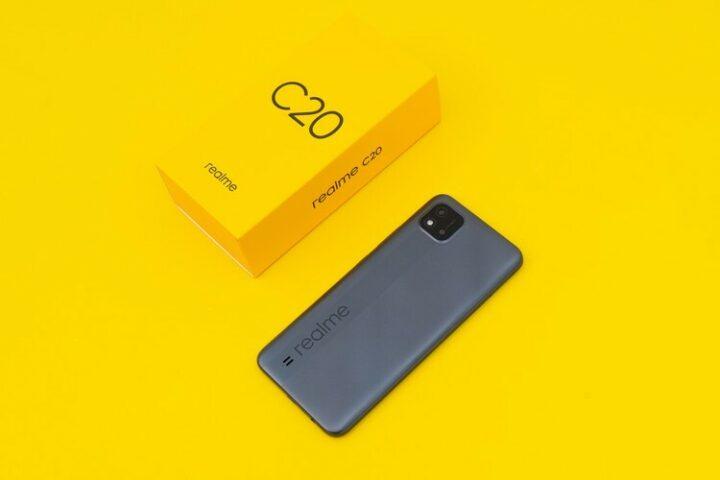 realme C20: Neues Einstiegs-Smartphone mit dem MediaTek Helio G35