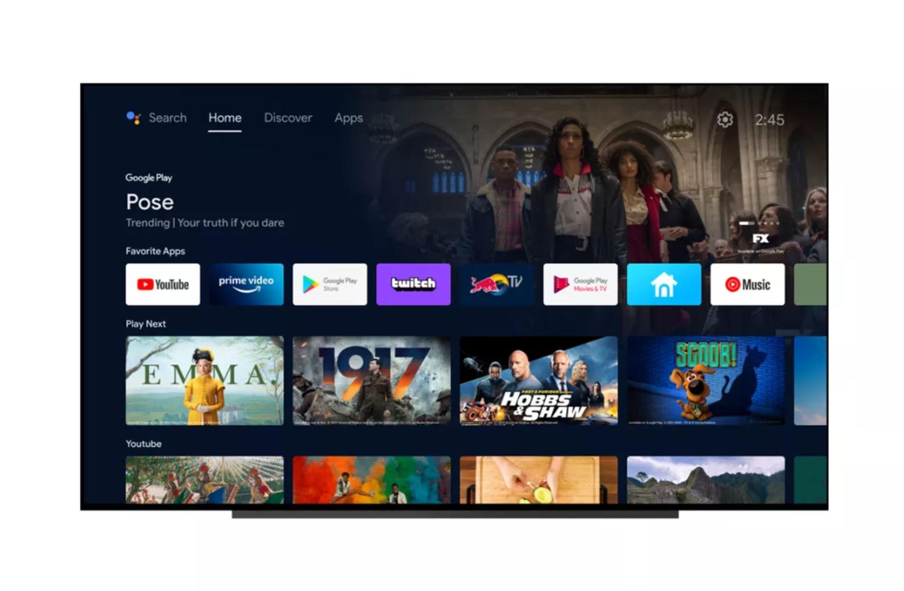 Android TV: Google-TV-ähnliche Oberfläche wird ab sofort hierzulande verteilt - Caschys Blog
