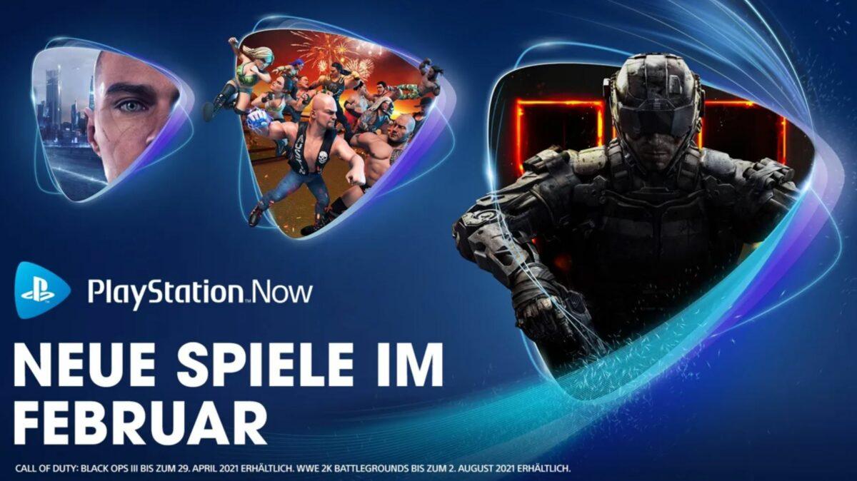 Playstation Spiele 2021