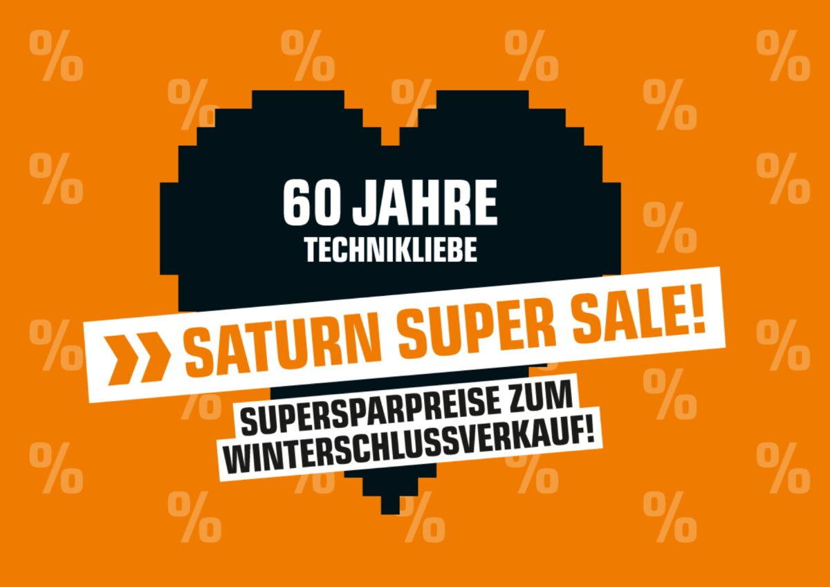 """Saturn Super Sale: Zahlreiche Produktkategorien mit """"satten"""" Rabatten - Caschys Blog"""