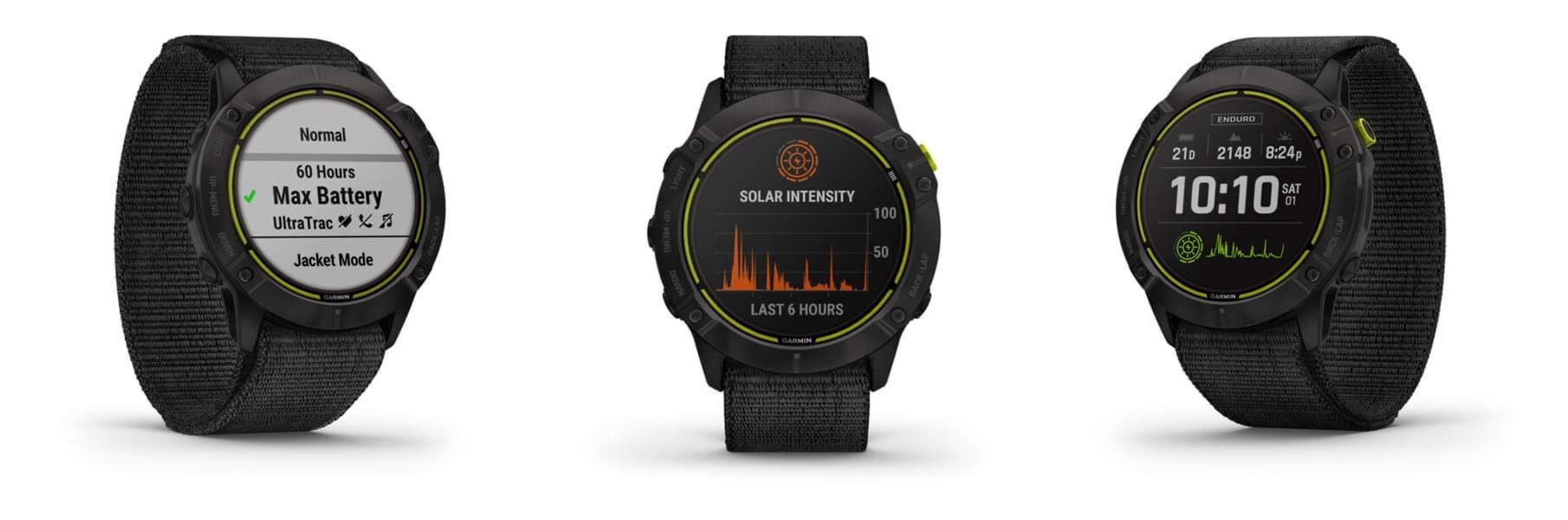 Garmin Enduro: Smartwatch für Sportler kostet ab 800 Euro - Caschys Blog