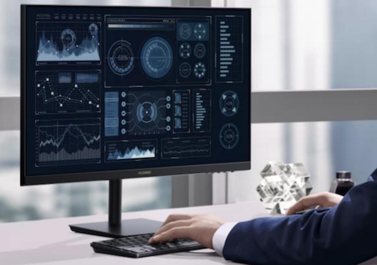 Erster Monitor von Huawei kommt für 159 Euro nach Deutschland - Caschys Blog