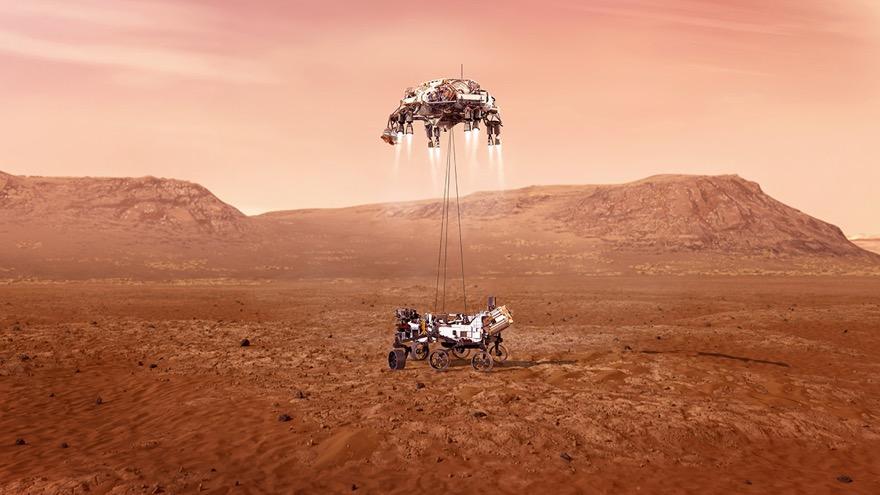 Mars 2020: Hier könnt ihr die Landung auf dem roten Planeten live mitverfolgen - Caschys Blog