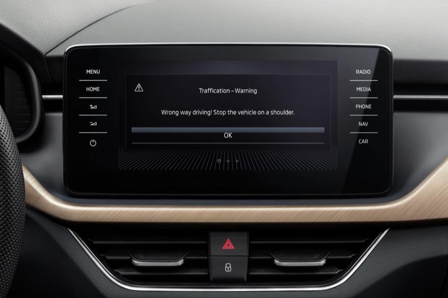 Škoda wird als erster Hersteller das Geisterfahrer-Warnsystem von Bosch in seine Fahrzeuge bringen - Caschys Blog