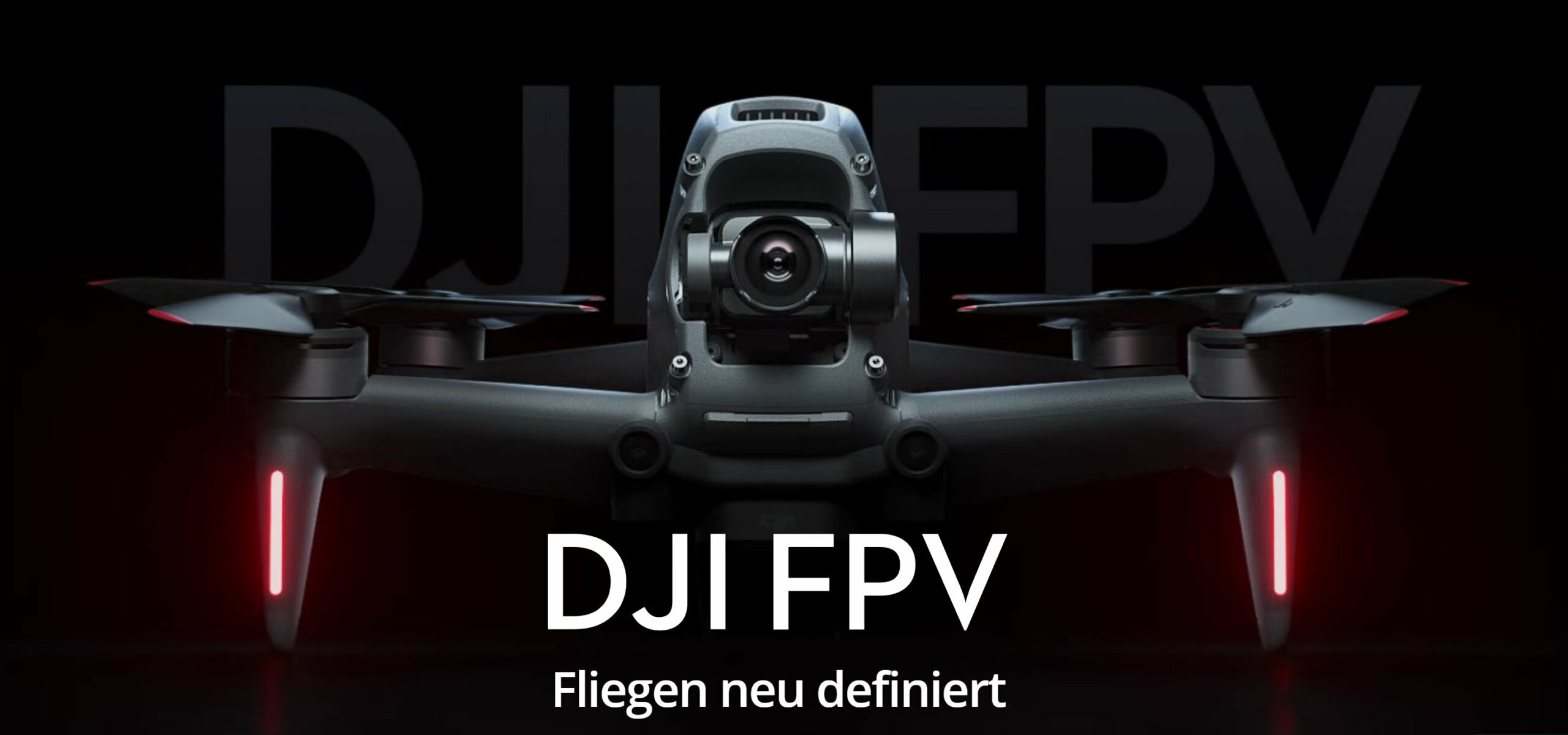 "DJI FPV vorgestellt: Drohne mit ""First Person View"" ab 1.349 Euro"