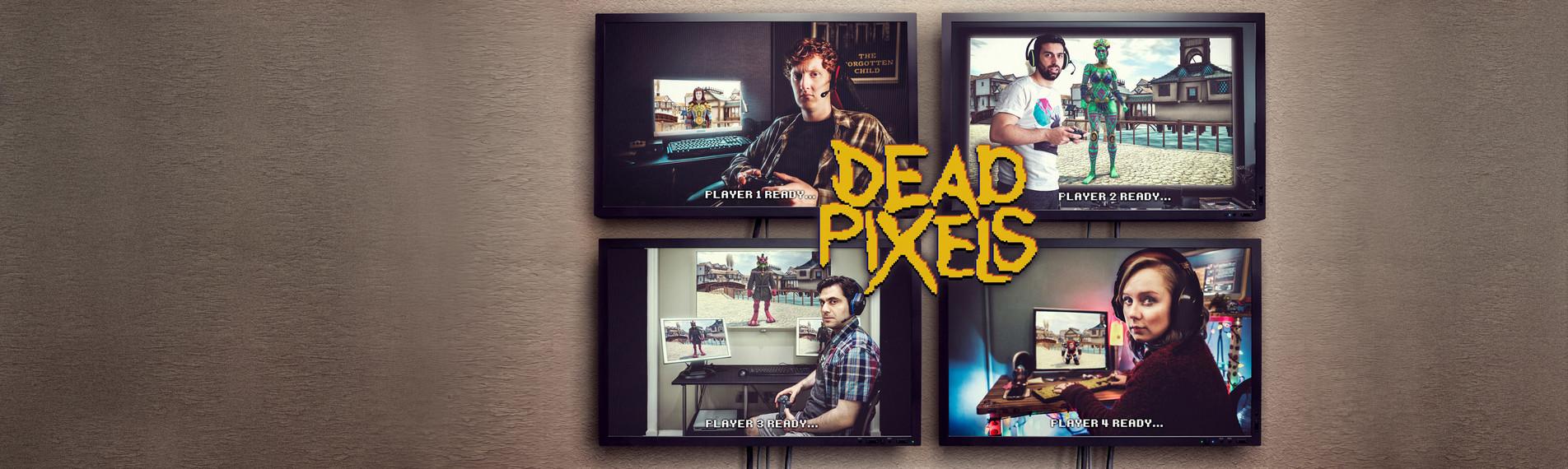 """""""Dead Pixels"""": Britische Comedy-Serie übers Gaming startet im April 2021 beim ZDF"""