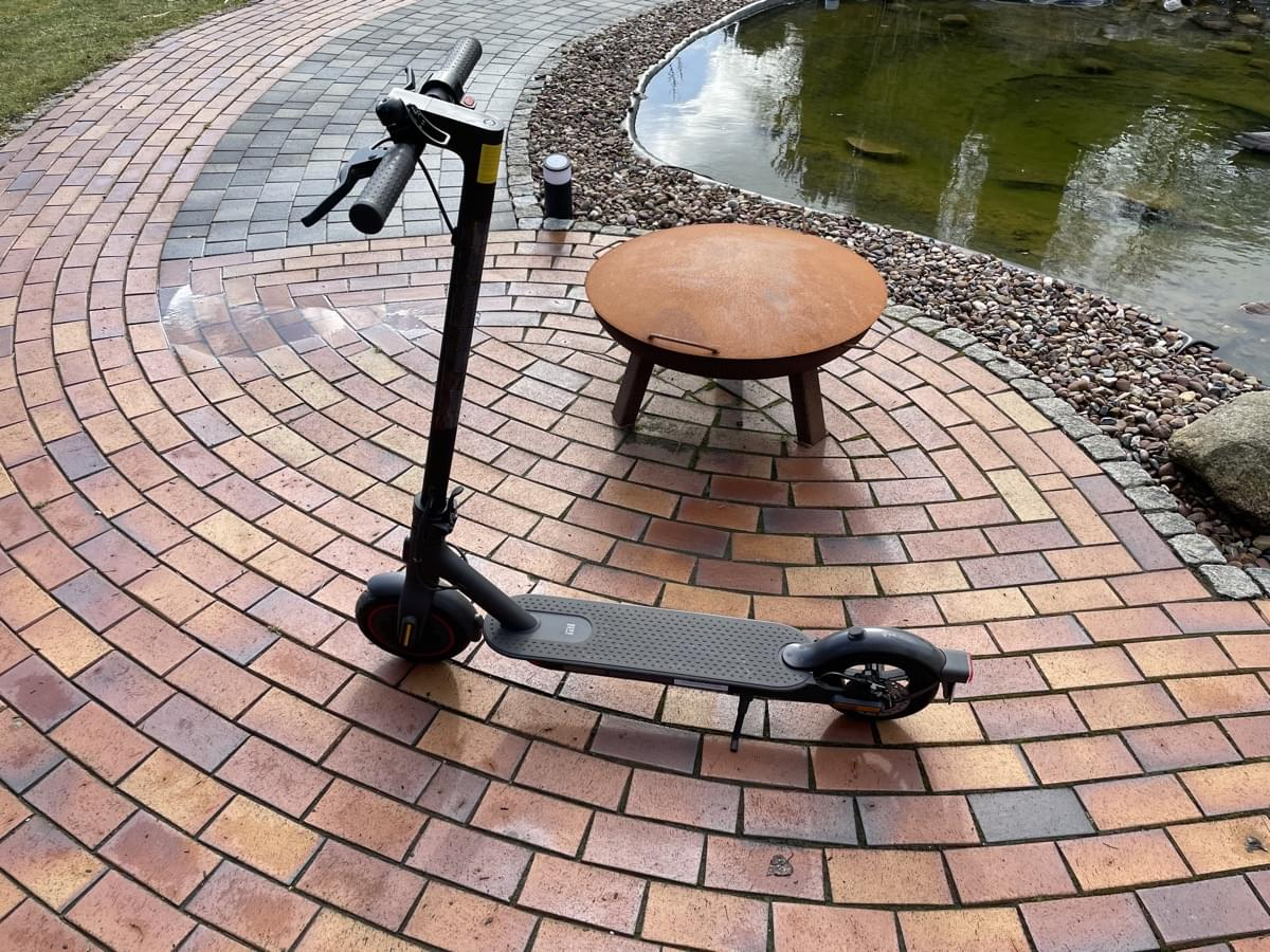 Smart Scooter Test