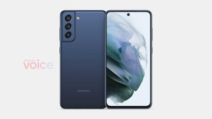 Samsung Galaxy S21 FE: Erste Render aufgetaucht