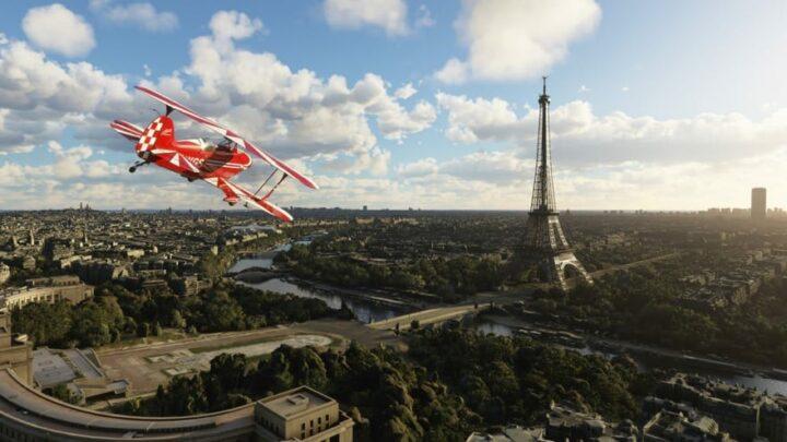 Microsoft Flight Simulator: World Update IV integriert Frankreich, Belgien, Niederlande und Luxemburg