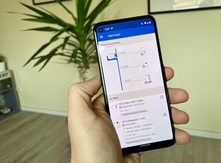 MyFRITZ!App: AVM entfernt die Heimnetzverbindung