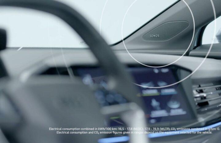 Sonos und Audi gehen Partnerschaft ein