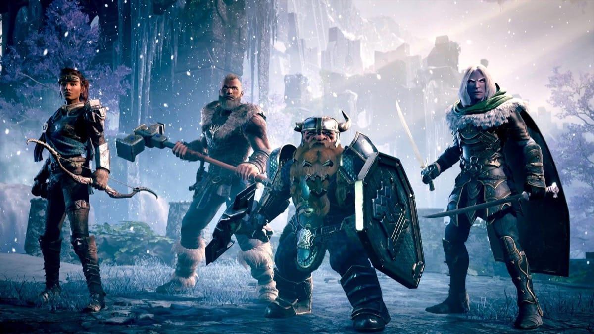 Dungeons & Dragons Dark Alliance: Start im Xbox Game Pass