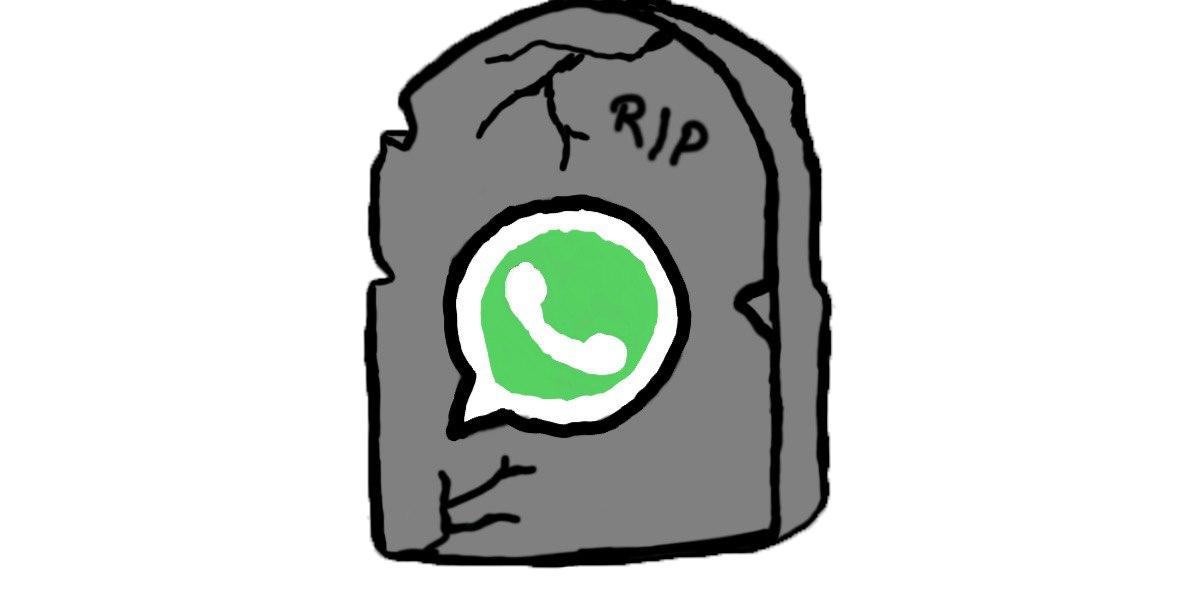 Profilbild mehr kein whatsapp Wurde ich