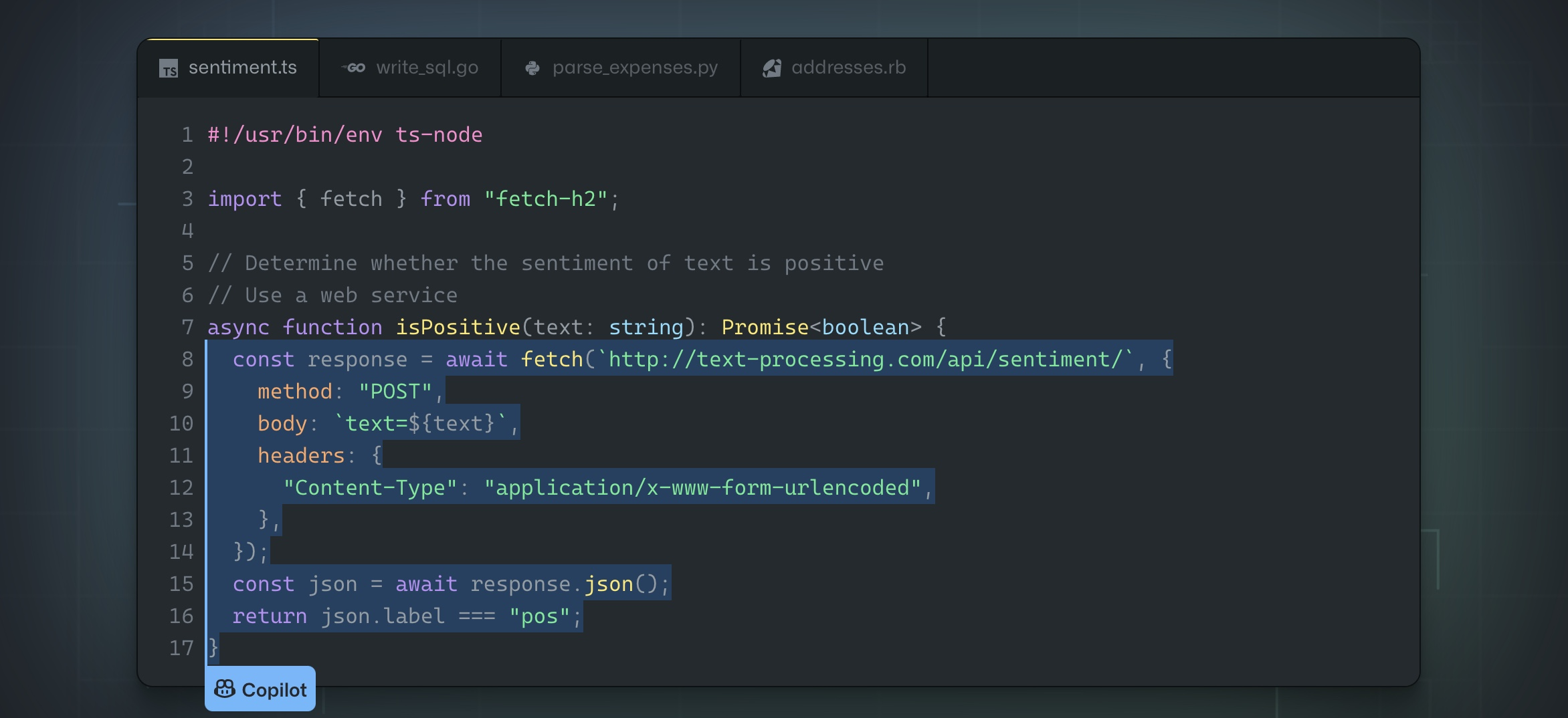 GitHub Copilot Smarter KI Helfer unterstützt beim Coding